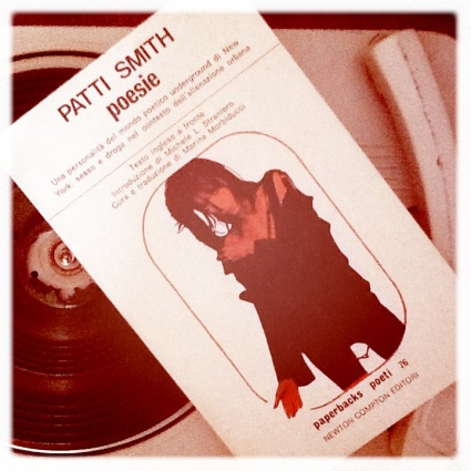 poesie Patti Smith