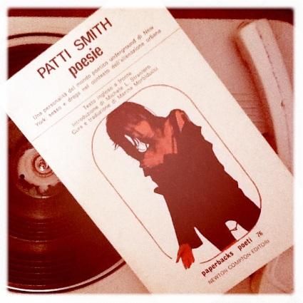 poesie Patti Smith