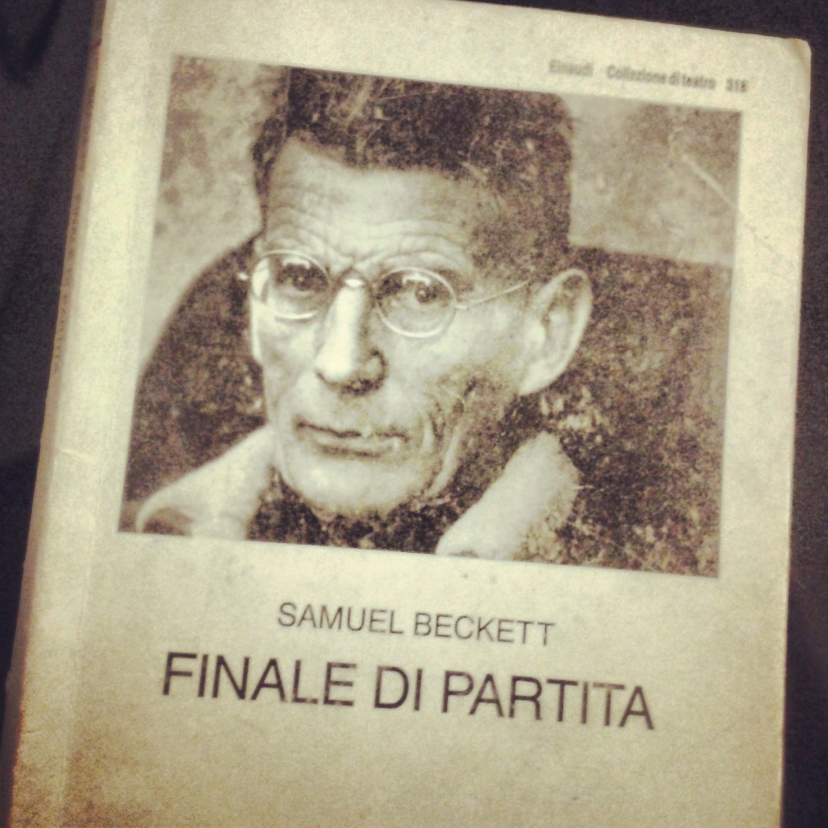 Finale di partita. Beckett I love U