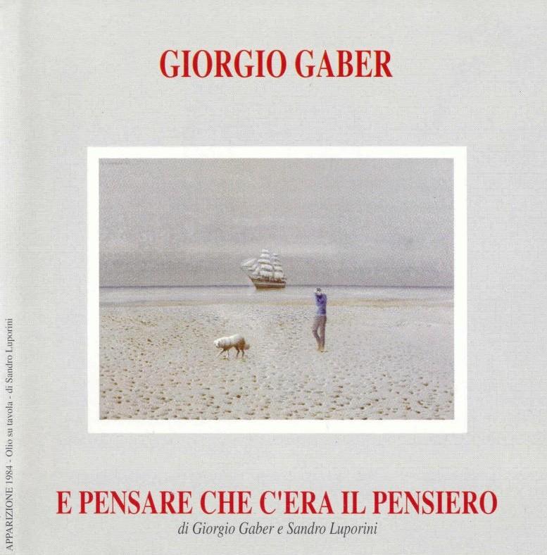 giorgio_gaber_-_e_pensare_che_c'era_il_pensiero_-_front