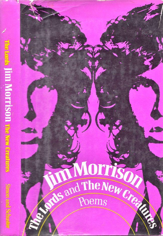 poesie jim morrison ed. 1970