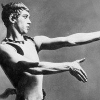 Nijinsky super matto. Nijinsky super genio