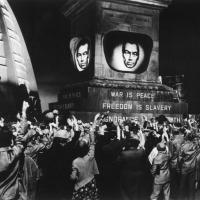 1984. Orwell, il Grande Fratello e Trump